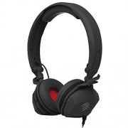 Mad Catz F.R.E.Q. M Mobile Stereo Headphones for Kids and Teens for PC/Mac, iPhone, Android, Samsung Mobile Device - Foldable in Matte Black