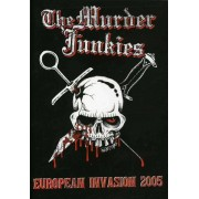 Murder Junkies - European Invasion 2005 (0022891454090) (1 DVD)