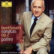 L Van Beethoven - Piano Sonatas Op.2 (0028947765943) (1 CD)
