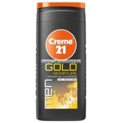 Creme21 Gold Signature tusfürdő és sampon 250ml