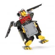 UBTECH Jimu Explorer kit Robot - мултифункционален робот, управляван от iOS и Android устройства чрез Bluetooth (шарен)
