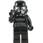 LEGO Star Wars: Shadow Trooper Minifigura Con Blaster Rifle
