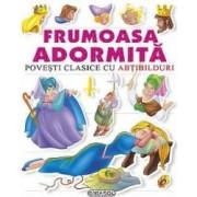 Frumoasa Adormita - Povesti clasice cu abtibilduri