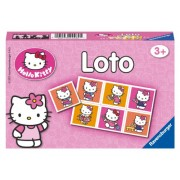 Ravensburger 24464 - Gioco educativo, Loto Hello Kitty