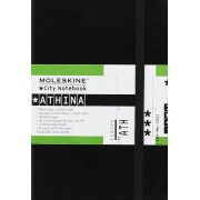 Moleskine City Notebook Atenas