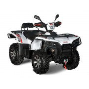 Quad HY 710S 4X4 - HYTRACK - Rouge