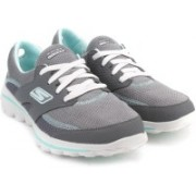Skechers GO WALK 2 - FAIRWAY Walking Shoes(Grey)