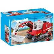 Playmobil Construcción - Excavadora de construcción (5282)