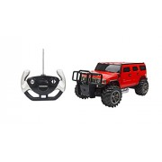 Rastar 1:14 Remote Control Hummer H2 SUV, Color May Vary