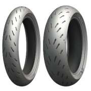 Michelin Power RS ( 120/60 ZR17 TL (55W) M/C, Első kerék )