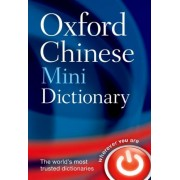Oxford Chinese Mini Dictionary by Oxford Dictionaries