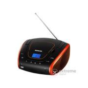 Radio CD Sencor SPT 1600 BOR USB, redare MP3, portocaliu-negru