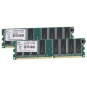 Memorie G.Skill 2GB (2x1GB) DDR PC-3200 CL3 400MHz Dual Channel Kit, F1-3200PHU2-2GBNT