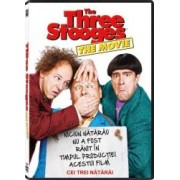 THE THREE STOGES DVD 2012