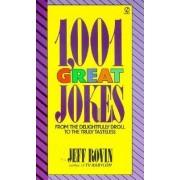 1001 Great Jokes by Jeff Rovin