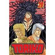 Toriko, Vol. 20 by Mitsutoshi Shimabukuro