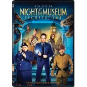 Night at the Museum 3 Secret of the Tomb DVD 2014