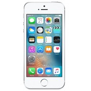 Apple iPhone SE (Silver, 32GB)