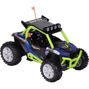 Stato Toy - Polaris RZR Off Road Rumble, auto giocattolo, rosso (41202)