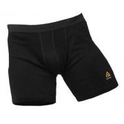 Aclima M's Warmwool Boxers Black 2017 Underkläder