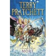 Mort Discworld Novel 4 by Terry Pratchett
