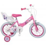 """Bicicleta copii Toimsa Minnie Mouse Club House 14"""""""