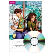 Easystart: The Big Bag Mistake Book and CD Pack by John Escott