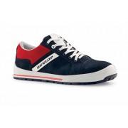 Dunlop Street Response - Zapatos de protección laboral S1P SRC, talla 40, color azul