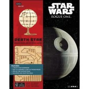 Incredibuilds: Star Wars: Rogue One: Death Star Deluxe Book and Model Set