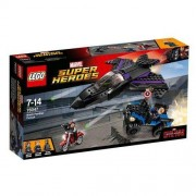 Lego Klocki LEGO Super Heroes Captain America Movie 3 + DARMOWY TRANSPORT!