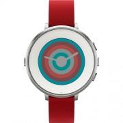 Smartwatch TIME ROUND Rosu PEBBLE