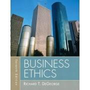 Business Ethics by Richard T. De George
