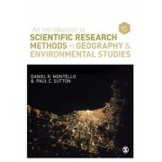An Introduction to Scientific Research Methods in Geography and Environmental Studies by Daniel R. Montello