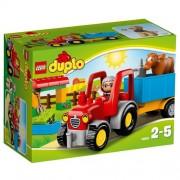 LEGO - El tractor de la granja, multicolor (10524)