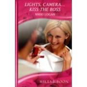 Lights, Camera, Kiss the Boss! by Nikki Logan