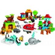 Set Constructie Lego Duplo In Jurul Lumii