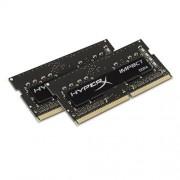 Kingston 8GB DDR4-2133MHz SODIMM CL13 HyperX Impact, 2x4GB