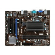 MSI C847MS-E33 - Carte-mère - micro ATX - Intel Celeron 847 - NM70 - Gigabit LAN - carte graphique embarquée - audio HD (8 canaux)