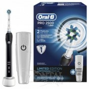 Periuta electrica Oral B PRO 2500 Black + Travel case