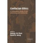 Confucian Ethics by Kwong-Loi Shun