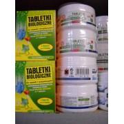 Tabletki biologiczne do szamb i kanalizacji 4 szt