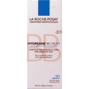 La Roche-Posay Hydreane BB Cream SPF 20 (nuanta, Light Shade 40 ml)