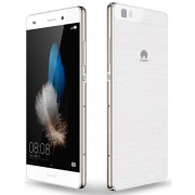 Smartphone Huawei P8 Lite DS White, memorie 16 GB, ram 2 GB, 5 inch, android 5.0 + HUAWEI EMUI 3.1