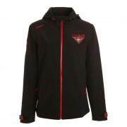 AFL Ladies Premium Softshell Jacket Essendon Bombers [Size:16]