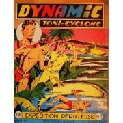 Dynamic Toni-Cyclone N° 25