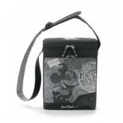 "TUCANO BILDM-01 :: Чанта за 13"" лаптоп, MICKEY Vertical, черен цвят"