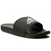 Șlapi adidas - Adilette Cf+C S79352 Cblack/Silvmt/Cblack