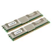 Memory Module 8gb Kit (4gbx2) 240-pin Dimm Ddr2 Pc2-6400