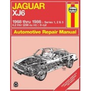 Jaguar XJ6, 1968-1986