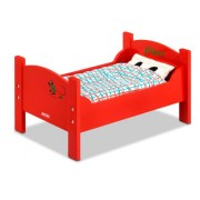 Pippi Dolls Bed with Bedding